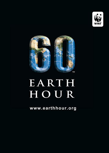 Earth Hour 2009